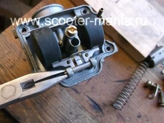 Карбюратор-скутера-2t-ремонт-регулировка-настройка-устройство-.-46