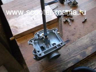 Карбюратор-скутера-2t-ремонт-регулировка-настройка-устройство-.-56