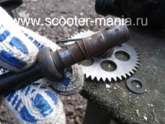 кикстартер-на-скутере-объемом-150-CC-ремонт-устройство-установка-.18