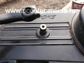 кикстартер-на-скутере-объемом-150-CC-ремонт-устройство-установка-.5
