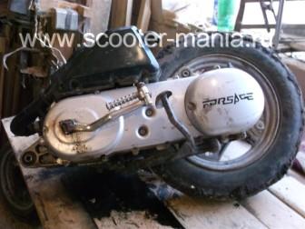 Полная-разборка-двигателя-скутера-2Т1
