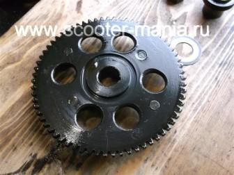 Полная-разборка-двигателя-скутера-2Т137