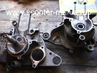Полная-разборка-двигателя-скутера-2Т168
