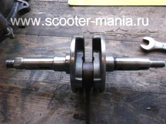 Полная-разборка-двигателя-скутера-2Т171