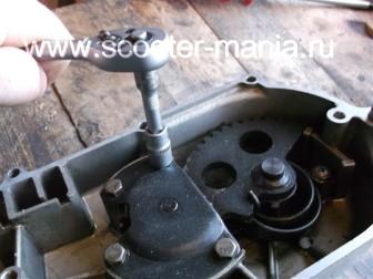 ремонт-кикстартера-на-двухтактном-скутере12