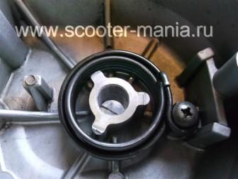 ремонт-кикстартера-на-двухтактном-скутере56