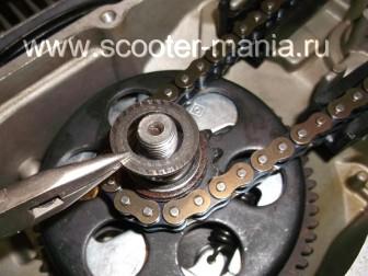 сборка-двигателя-1E41QMB-скутера-2Т105