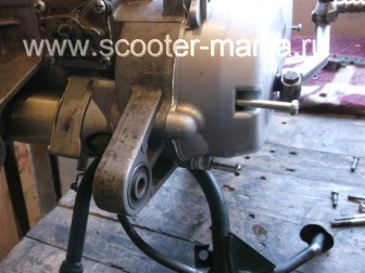 сборка-двигателя-1E41QMB-скутера-2Т125