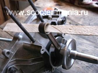 сборка-двигателя-1E41QMB-скутера-2Т37