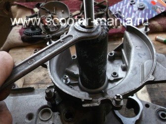 сборка-двигателя-1E41QMB-скутера-2Т47