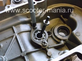 сборка-двигателя-1E41QMB-скутера-2Т71
