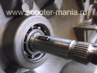 сборка-двигателя-1E41QMB-скутера-2Т76