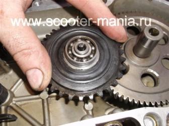 сборка-двигателя-1E41QMB-скутера-2Т88