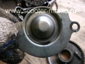 разборка-двигателя-157QMJ-скутера-4t-объемом-150-CC167