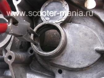 Собираем-КПП-мотоцикла-Восход-3М51
