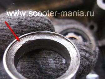 Собираем-КПП-мотоцикла-Восход-3М74