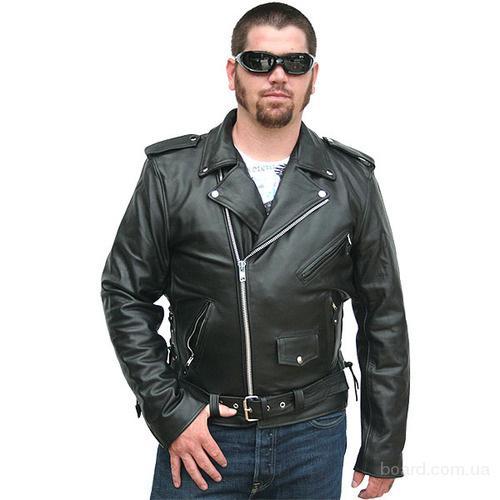 Мотокуртка «косуха» — знаковая одежда настоящего байкера