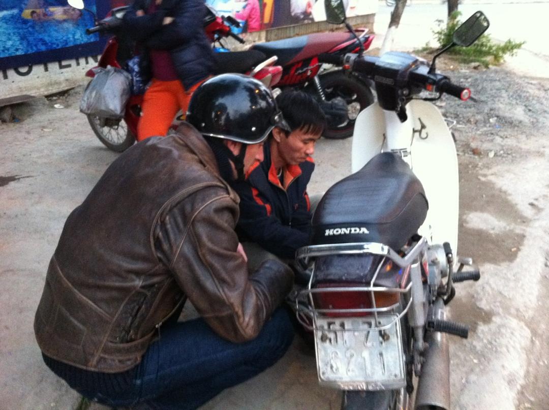 Что делать если не заводиться скутер?