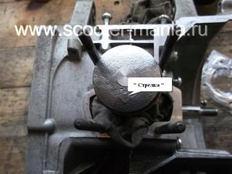 замена-установка-поршневой-на-скутере-2т31