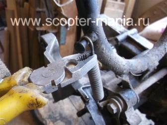 Полная-разборка-двигателя-скутера-2Т151
