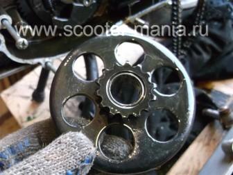 Полная-разборка-двигателя-скутера-2Т96