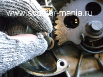 ремонт-кикстартера-на-двухтактном-скутере18