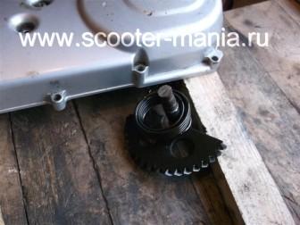 ремонт-кикстартера-на-двухтактном-скутере31