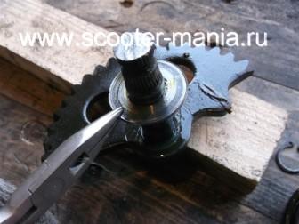 ремонт-кикстартера-на-двухтактном-скутере35