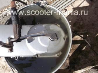 ремонт-кикстартера-на-двухтактном-скутере94