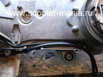 сборка-двигателя-1E41QMB-скутера-2Т120