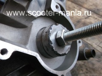 сборка-двигателя-1E41QMB-скутера-2Т22