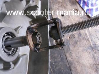 сборка-двигателя-1E41QMB-скутера-2Т35