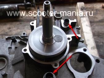 сборка-двигателя-1E41QMB-скутера-2Т453