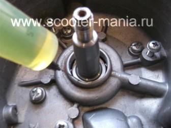 сборка-двигателя-1E41QMB-скутера-2Т53