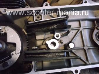 сборка-двигателя-1E41QMB-скутера-2Т86