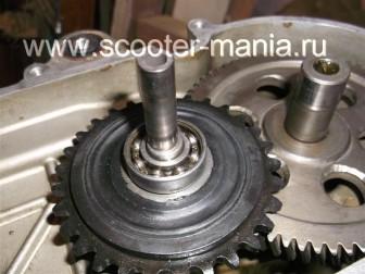сборка-двигателя-1E41QMB-скутера-2Т89