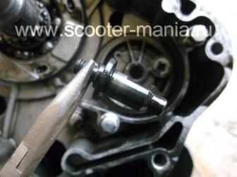 разборка-двигателя-157QMJ-скутера-4t-объемом-150-CC194
