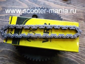 сборка-ремонт-двигателя-157-QMJ-скутера-4т45