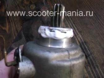 сборка-ремонт-двигателя-157-QMJ-скутера-4т82