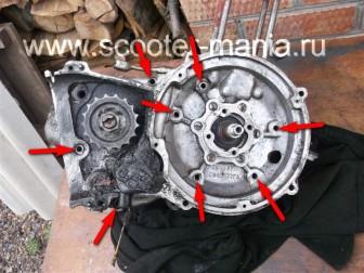 разборка-двигателя-мотороллера-муравей14404