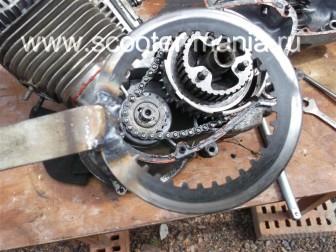 разборка-двигателя-мотороллера-муравей76