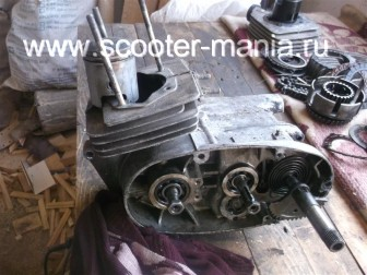 Разборка-и-диагностика-деталей-двигателя-мотоцикла-Восход-3м12