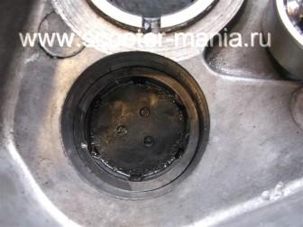 Собираем-КПП-мотоцикла-Восход-3М100