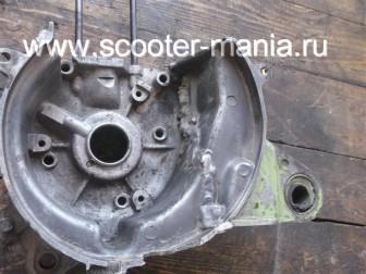 ремонт-картера-двигателя-скутера150