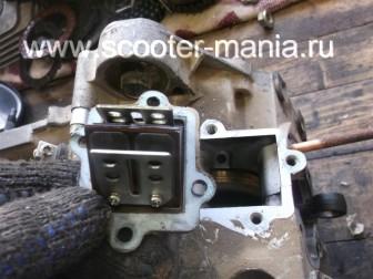 Разбираем-двигатель-QJ-1E40QMB-квадроцикла-Stels-ATV-50107
