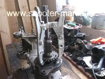 Разбираем-двигатель-QJ-1E40QMB-квадроцикла-Stels-ATV-50117