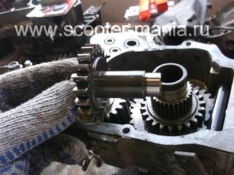 Разбираем-двигатель-QJ-1E40QMB-квадроцикла-Stels-ATV-50131