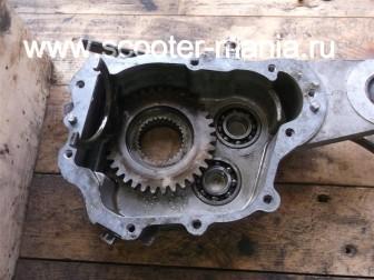 Разбираем-двигатель-QJ-1E40QMB-квадроцикла-Stels-ATV-50150