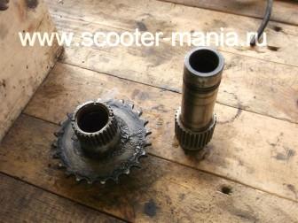 Разбираем-двигатель-QJ-1E40QMB-квадроцикла-Stels-ATV-50163