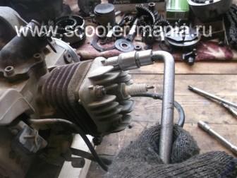 Разбираем-двигатель-QJ-1E40QMB-квадроцикла-Stels-ATV-5038